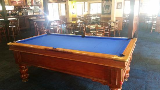 Harrietville, Australia: Our pool Table