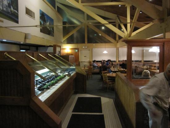 Camarillo, Kalifornien: The salad bar