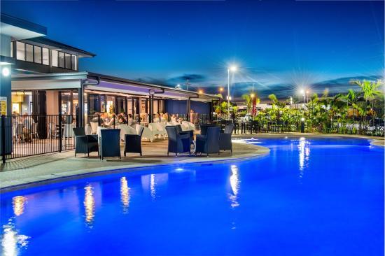 Rockhampton, Australien: Pool Area