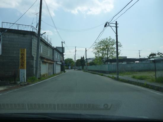 Minamisoma, ญี่ปุ่น: 南相馬市小高区の震災の被災の状況