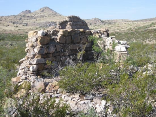 Deming, Nuovo Messico: Fort Cummings Ruins