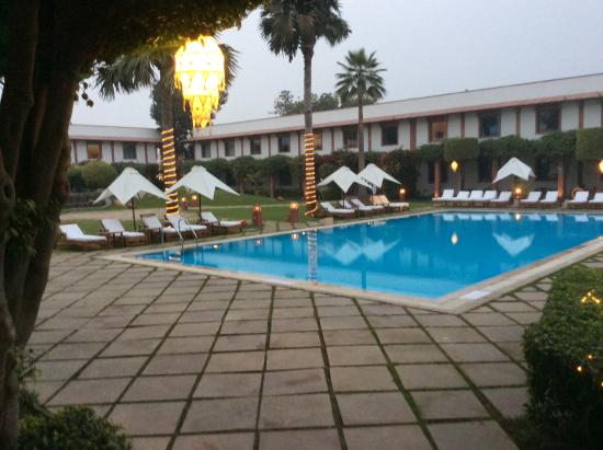 Trident, Agra: Clean and refreshing