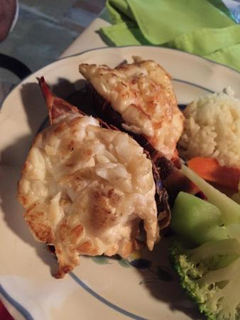 La Lobsteria: Lobster Tails