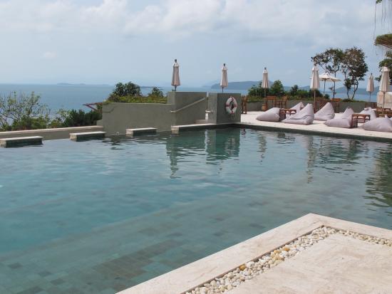Laem Set, Tailândia: Lap pool