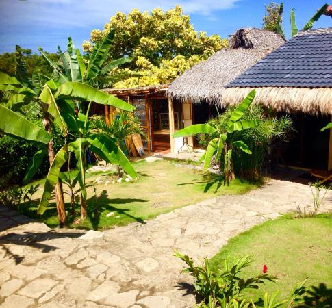 Ayampe, Equador: Hotel And viejas