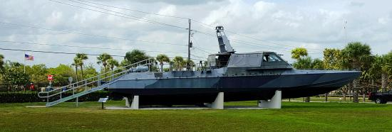 Fort Pierce, Flórida: Patrol boat