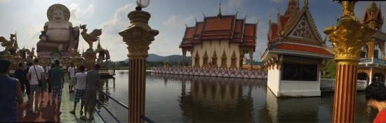 Wat Plai Laem 사진