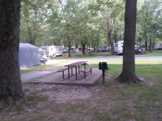 Indiana Beach & IB Crow Campground and RV Resort: RV Sites