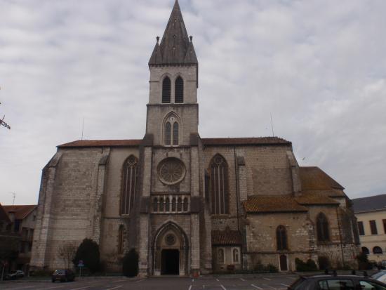 Orthez, França: Eglise St Pierre