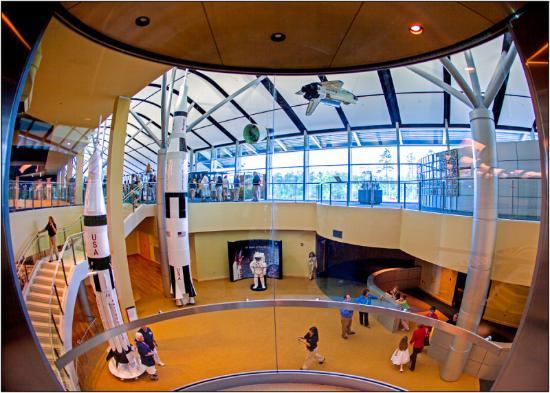 nasa s infinity science center at exit 2 picture of diamondhead rh tripadvisor co nz