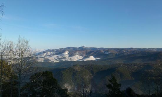 Гора Церковка: Панорамный вид
