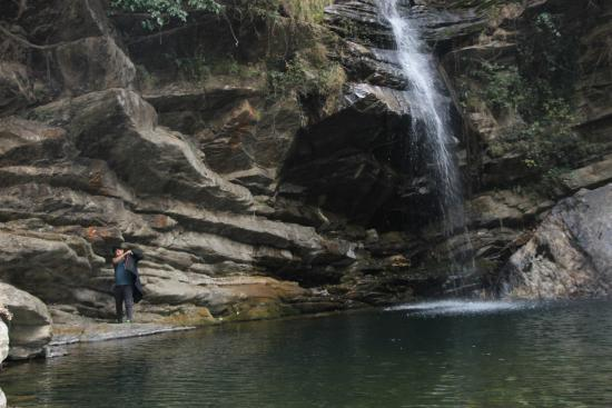Bhalu Gaad Waterfalls: bhalu  gaad waterfall