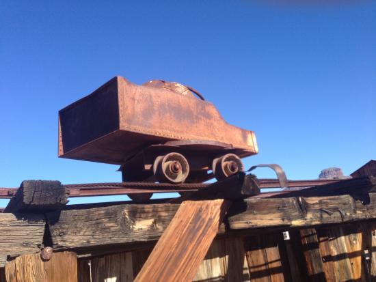 Yuma, AZ: Mining Cart