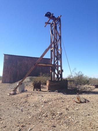 Yuma, AZ: Old Mine