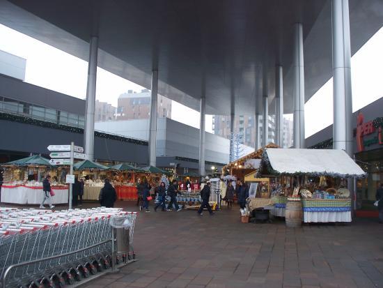 mercatino di Natale Picture of Centro Commerciale Piazza