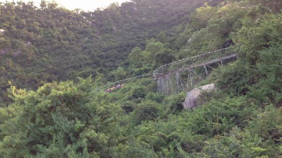 Zhuhai, China: alpine slide