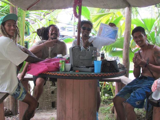 Coconut Hostal: fotos