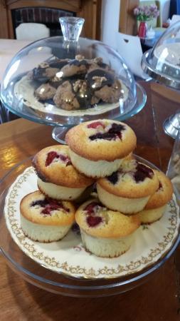 Whanganui, Yeni Zelanda: gluten free Friands