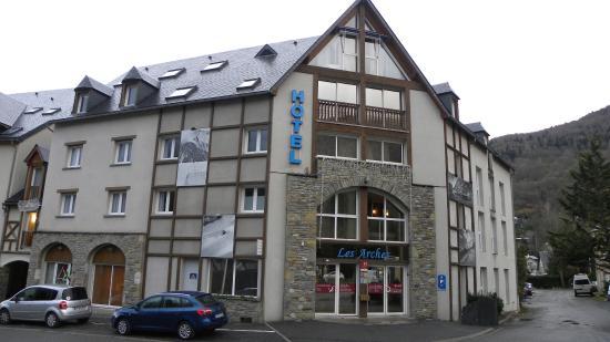 Hotel Les Arches Saint Lary Soulan