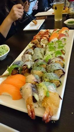 takii sushi nørrebro
