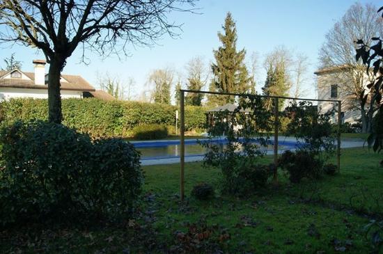 Quarto D'Altino, Włochy: vue sur piscine depuis la chambre