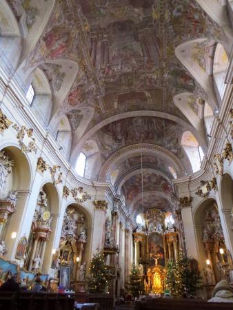 เบอร์โน, สาธารณรัฐเช็ก: Church of the Assumption of Virgin Mary
