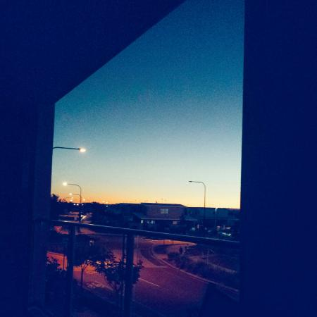Buderim, Australia: Suburban sunsets.