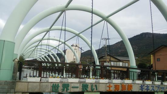 Tonosho-cho, Japón: 土渕海峡