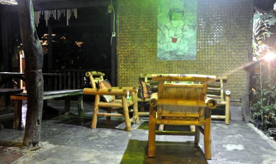 Foto de Cafe Sabang Rooms & Cottages