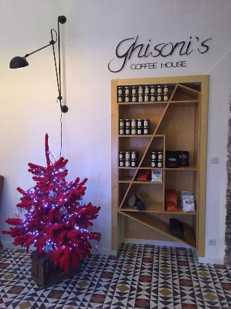 Ghisoni's Coffee House