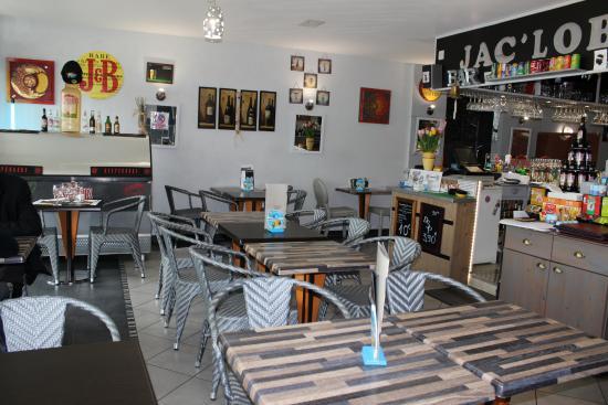 Rochefort, Francia: restaurant