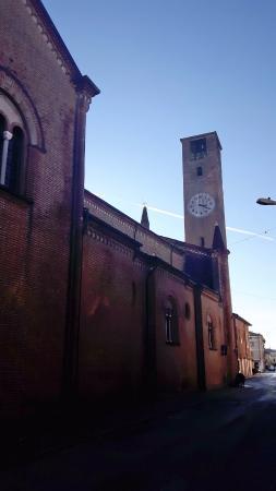 Soncino, Italia: La torre dell'orologio