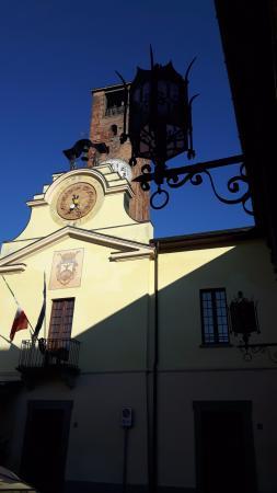 Soncino, Italia: Il vecchio municipio