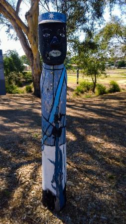 Glenrowan, Australia: Siege site