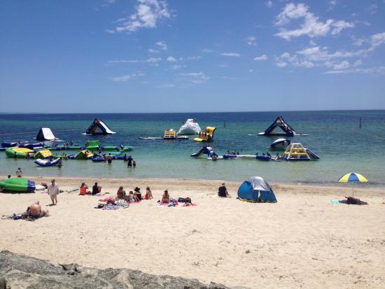 Busselton, ออสเตรเลีย: Phot of Aquatastic