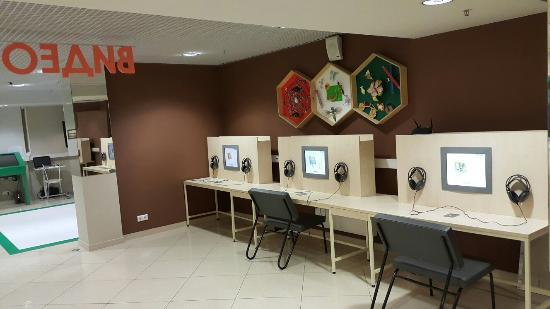 Eco Center Vorobyovy Gory