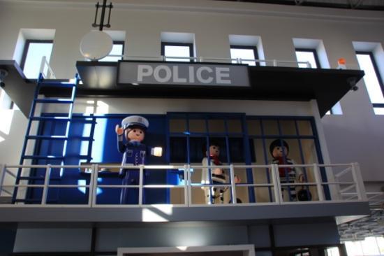 Playmobil-FunPark: Maison de police