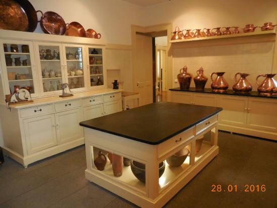 Frederico de Freitas Museum : Küche