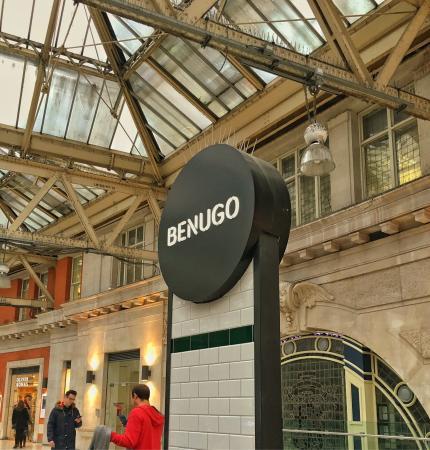 Benugo - Waterloo Station: photo2.jpg