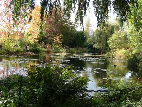 Claude Monet's House and Gardens: Comme un tableau