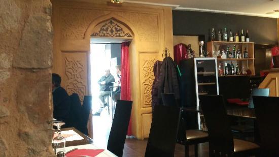 La Roche-sur-Yon, Francia: Photo de la salle...