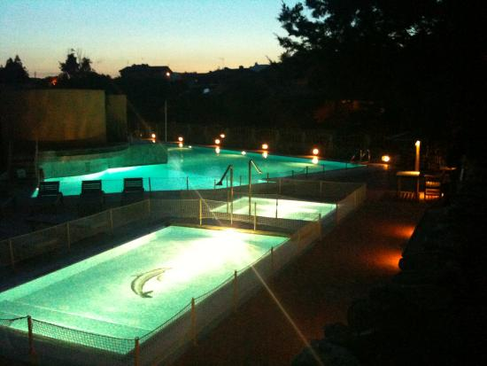 Residenza Capriccioli : Le Piscine