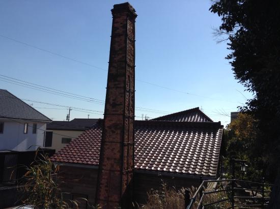 Salon Akagama : サロン 赤窯 窯煙突