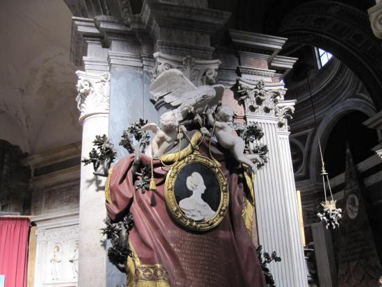 Church of Santa Maria del Popolo: Интерьер