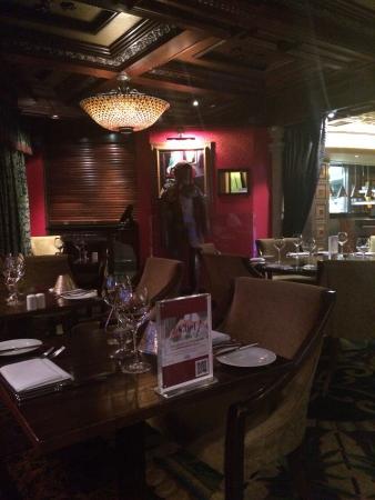 Crawfordsburn, UK: Lovely restaurant