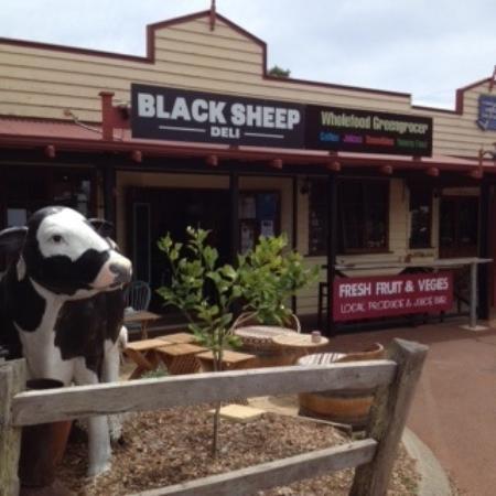 Cowaramup, Australien: Black Sheep Deli