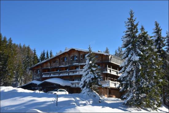 Chalet Hotel Le Collet: hiver 2015/2016
