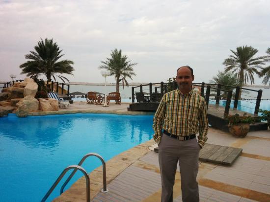 الخور, قطر: Pool view!!!