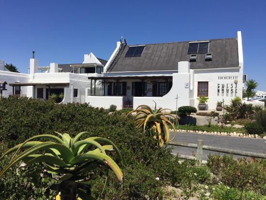 Paternoster, Afrique du Sud : Hoekie B&B