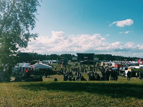 Sölvesborg, Suède : Sweden Rock Festival
